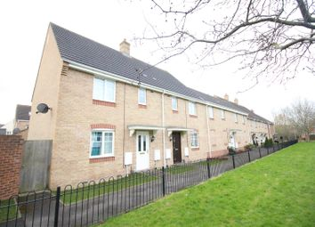 Thumbnail 3 bedroom end terrace house for sale in Endeavour Road, Swindon