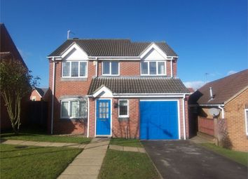 Thumbnail 4 bed detached house to rent in Rushpool Close, Forest Town, Mansfield, Nottinghamshire