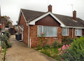 Thumbnail 2 bed bungalow to rent in Hawthorn Close, Ruskington, Sleaford