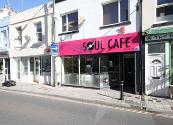 Thumbnail Restaurant/cafe for sale in Union Street, Torquay