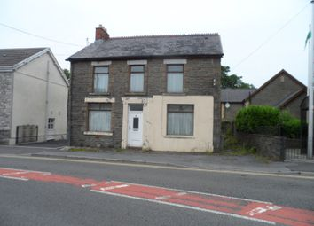 Thumbnail 3 bed detached house for sale in New Road, Ystradowen, Swansea