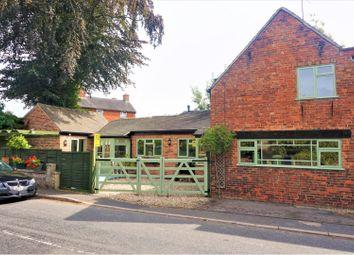 Thumbnail 2 bed cottage for sale in Moor Lane, Kirk Langley, Ashbourne