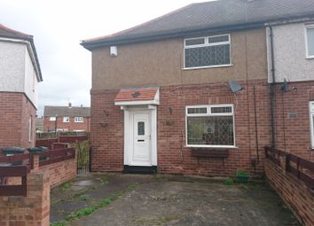 Thumbnail 2 bed semi-detached house to rent in Argyll Avenue, Doncaster
