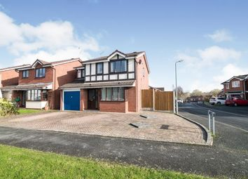 Thumbnail 4 bed detached house for sale in Meadowbank Drive, Worcester, Worcestershire