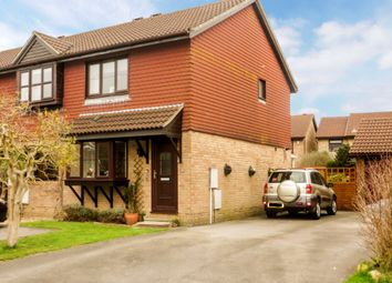 Thumbnail 2 bed end terrace house for sale in Wyllie Court, Weston Super Mare