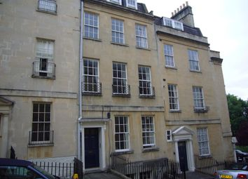 Thumbnail 3 bed flat to rent in Park Street, Bath