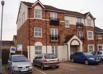 Thumbnail 2 bed flat to rent in Lealholme Court, Moorhall Drive, Hull, East Yorkshire