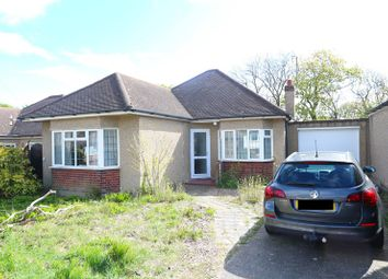 Thumbnail 3 bed detached bungalow for sale in Hazel Close, Hadleigh, Benfleet