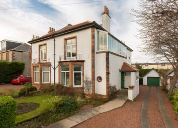Thumbnail 3 bed semi-detached house for sale in Abercorn Avenue, Edinburgh