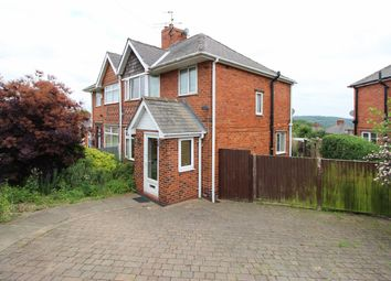 Thumbnail 3 bed semi-detached house to rent in Highfield View Road, Newbold, Chesterfield