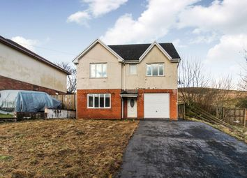 Thumbnail 4 bed detached house for sale in Carn-Y-Tyla Terrace, Rhymney, Tredegar