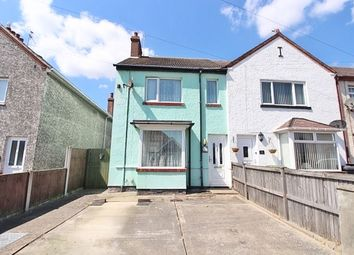 Thumbnail 3 bed end terrace house for sale in Lacon Road, Caister-On-Sea