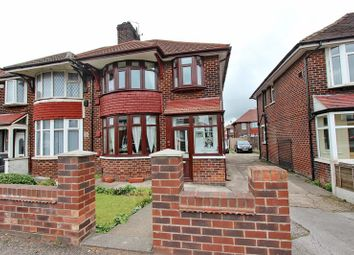 Thumbnail 3 bedroom semi-detached house for sale in Bury New Road, Whitefield, Manchester