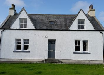 Thumbnail 2 bed detached house for sale in Isle Of North Uist, Isle Of North Uist