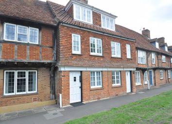 Hook Road, North Warnborough, Hook RG29. 2 bed terraced house