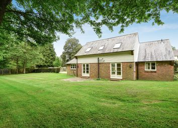 Thumbnail 3 bed detached house to rent in Lewes Road, Westmeston, Hassocks