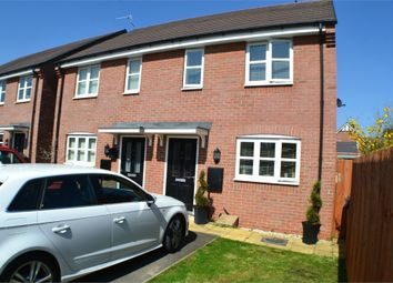 Thumbnail 2 bed semi-detached house for sale in Allen Close, Hinckley