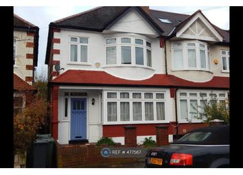 Thumbnail 3 bed semi-detached house to rent in Kirkstall Gardens, London