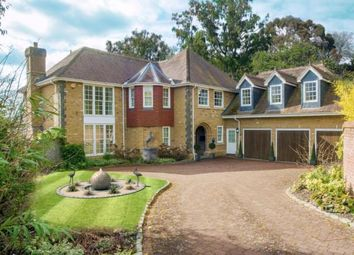 Thumbnail 5 bedroom detached house for sale in Chobham, Woking, Surrey