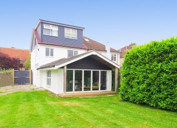 Thumbnail 4 bed semi-detached house for sale in Bersted Street, Bognor Regis