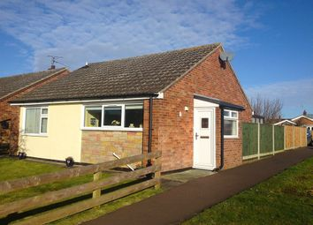 Thumbnail 2 bed detached bungalow for sale in Maple Close, Martham, Great Yarmouth