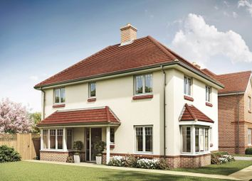 Thumbnail 4 bed detached house for sale in St Johns Way, Edenbridge, Kent