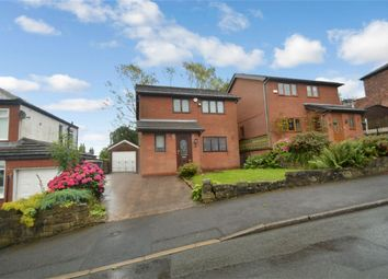 Thumbnail 3 bed detached house for sale in Slateacre Road, Gee Cross, Hyde, Greater Manchester