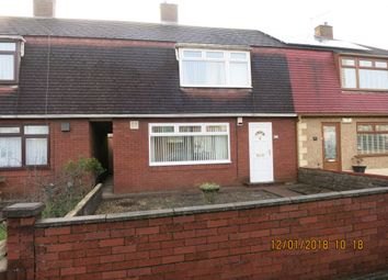 Thumbnail 3 bed terraced house for sale in Lake Road, Port Talbot