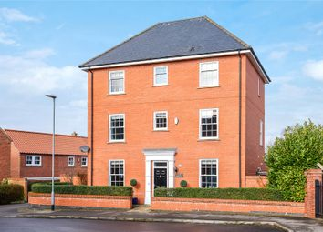 Thumbnail 5 bed detached house for sale in The Ropewalk, Horncastle