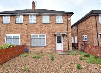Thumbnail 3 bed semi-detached house for sale in Evelyns Close, Uxbridge, Middlesex