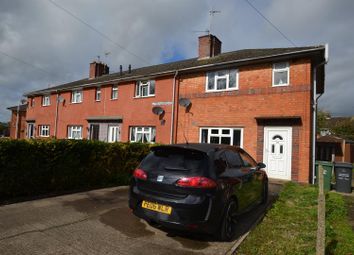 Thumbnail 3 bed end terrace house for sale in Wellbrook Avenue, Sileby, Leicestershire