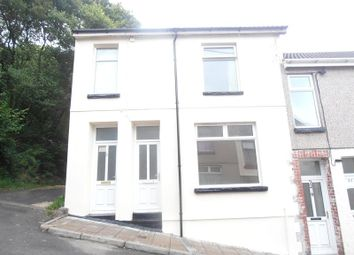 Thumbnail 4 bed end terrace house for sale in Wordsworth Street, Cwmaman, Aberdare, Rhondda Cynon Taff