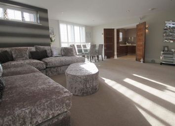 Thumbnail 3 bed flat to rent in Manor Hall, Manor Road, Chigwell