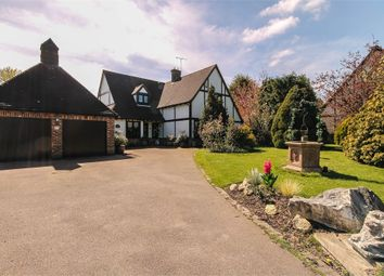 Thumbnail 4 bed detached house for sale in Wiscombe Hill, Langdon Hills, Basildon