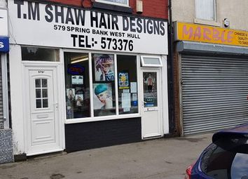 Retail premises for sale in 579 Spring Bank West, Hull, East Riding Of Yorkshire HU3