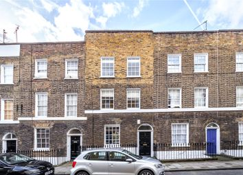 Thumbnail 3 bedroom terraced house for sale in Paget Street, London
