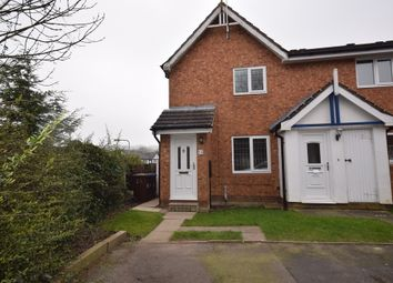 Thumbnail 2 bed town house to rent in Swallow Walk, Biddulph, Stoke-On-Trent