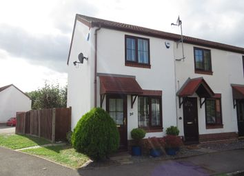 Thumbnail 1 bed end terrace house for sale in Haileybury Gardens, Hedge End, Southampton