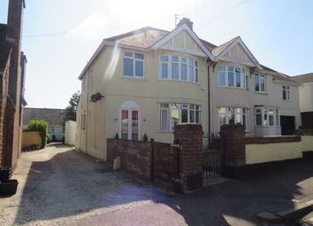 Thumbnail 3 bed flat for sale in Woodland Park, Paignton