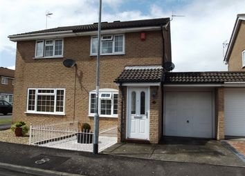 Thumbnail 2 bed semi-detached house to rent in Purley Drive, Bridgwater