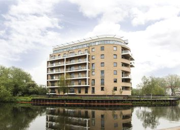 Thumbnail 2 bed flat for sale in Mill Court, 4 Essex Wharf, London