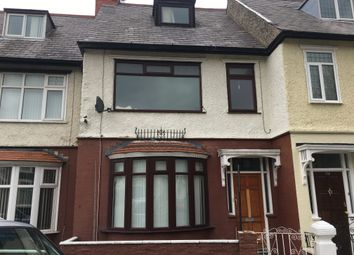 Thumbnail 4 bed terraced house to rent in Priory Road, Anfield, Liverpool