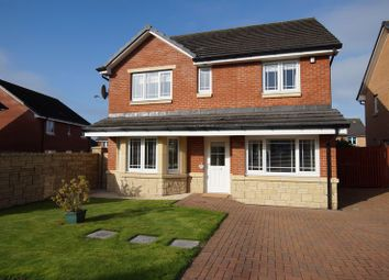 Thumbnail 4 bed detached house for sale in Furrow Court, Glasgow
