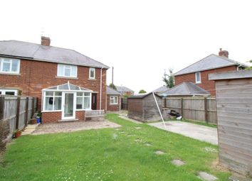 Thumbnail 2 bed semi-detached house for sale in Links View, North Seaton, Ashington, Northumberland