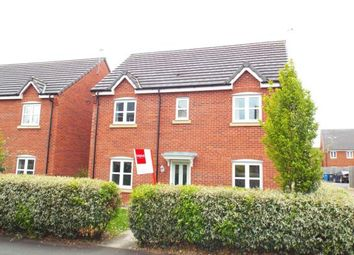 Thumbnail 4 bed detached house for sale in Rylands Drive, Warrington, Cheshire