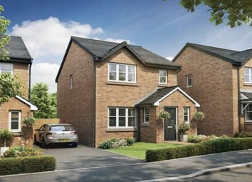 Thumbnail 3 bedroom detached house for sale in Farington Green Grasmere Avenue, Farington, Leyland