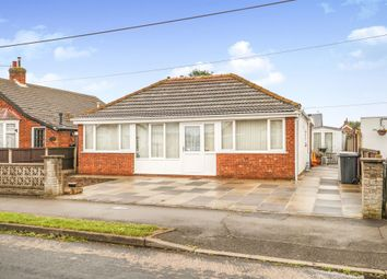 Thumbnail 3 bed detached bungalow for sale in Regent Road, Mablethorpe