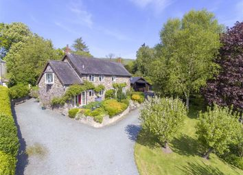 Thumbnail 4 bed cottage for sale in Llansilin, Oswestry