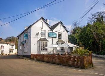 Thumbnail Pub/bar for sale in The Black Swan, Gweek, Helston