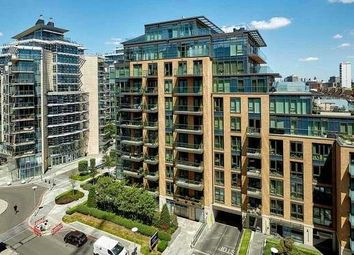 Thumbnail 2 bed flat to rent in Discovery House, Juniper Drive, London